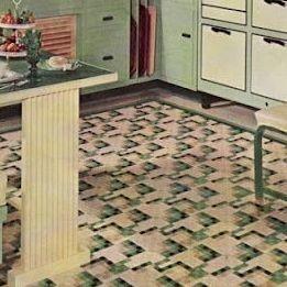 ¿Que significa la referencia al suelo de linóleo en el discurso de Oprah Winfrey?
