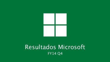 Microsoft logra mantener el crecimiento a pesar de la compra de Nokia y la multitud de cambios