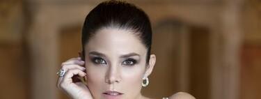 Juana Acosta no defrauda y nos deja un gran look de belleza en los Premios Goya 2021
