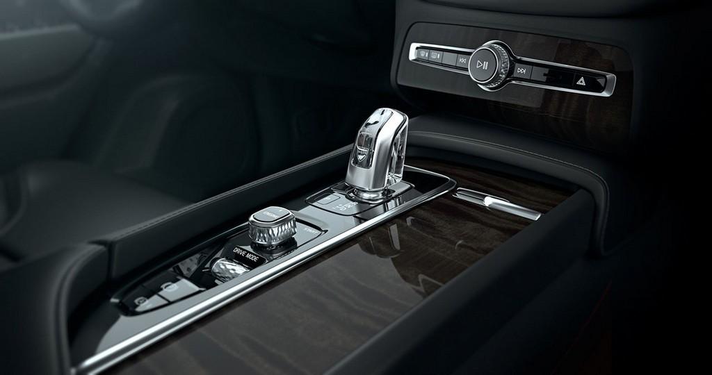 Foto de Volvo XC90, interior (38/39)