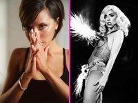 Lady Gaga Vs Victoria Beckham: duelo de divas, pelea de barro