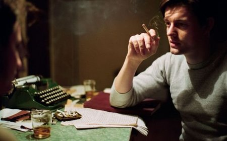 Sam Riley en On The Road