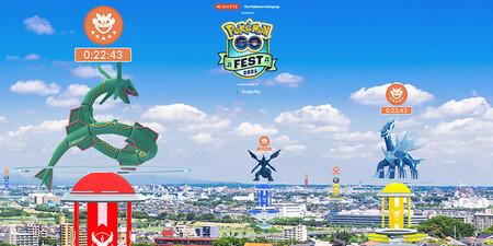 Pokémon GO: todos los Jefes de Incursión para derrotar durante el segundo día del Pokémon GO Fest 2021