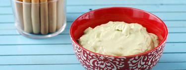 Paté de aguacate fácil y súper rápido, receta con Thermomix