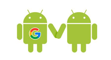 ¿Es posible usar un móvil Android sin las apps de Google?
