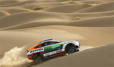 Previo Dakar 2009