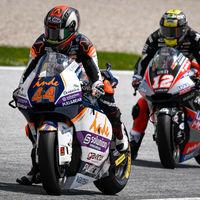 ¡Histórico! Arón Canet sorprende en Estiria para lograr su primera pole position en Moto2