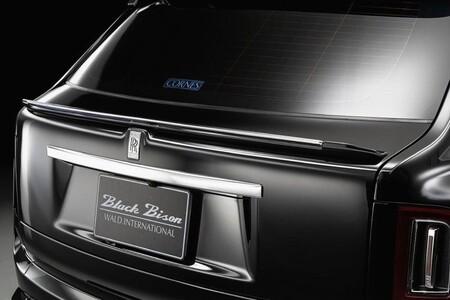 Rolls Royce Cullinan Black Bison Por Wald International 2