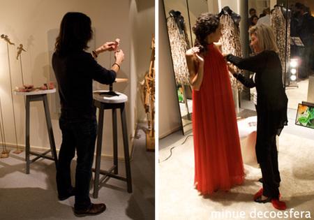 Culture Lab - escultor y modista