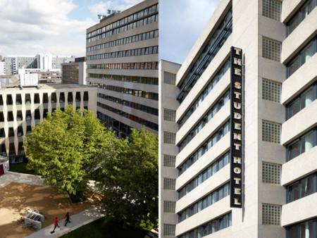 The Student Hotel en Amsterdam, la residencia con la que sueña todo estudiante