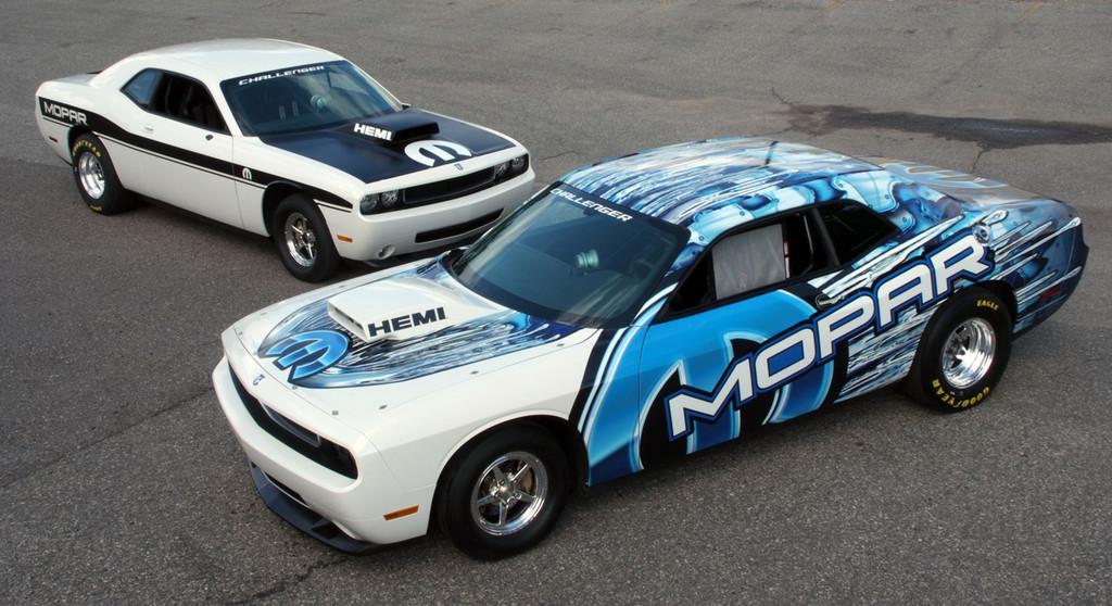 Foto de Dodge Challenger Drag Race Package (1/3)