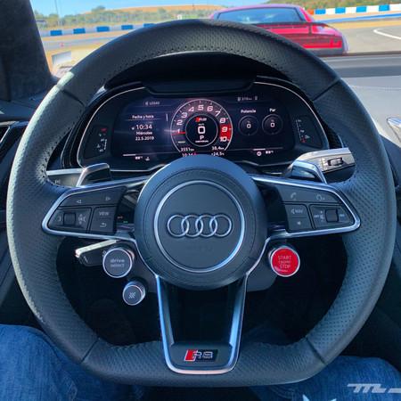 Audi R8 V10 Performance volante