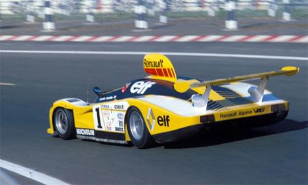 Renault podría estar preparando su regreso a la competición por todo lo alto