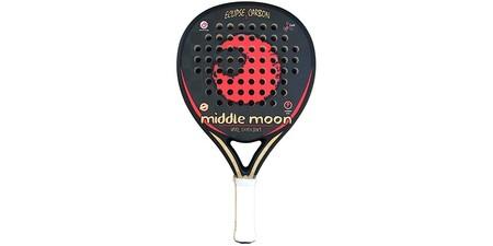 Middle Moon Eclipse 5 Carbon 4k 2020