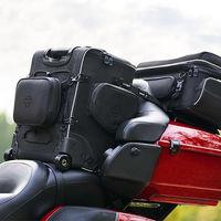 Harley-Davidson lanza la gama de maletas para moto Onyx: hechas con materiales premium, impermeables y con protección solar