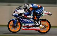 MotoGP Catar 2012: Maverick Viñales cumple con los pronósticos y gana en Moto3