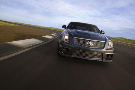 Cadillac CTS-V, ya a la venta