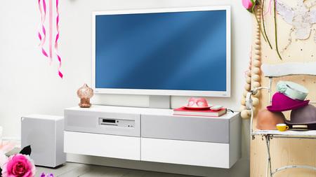 Ikea presenta Uppleva, su televisión con mueble incorporado