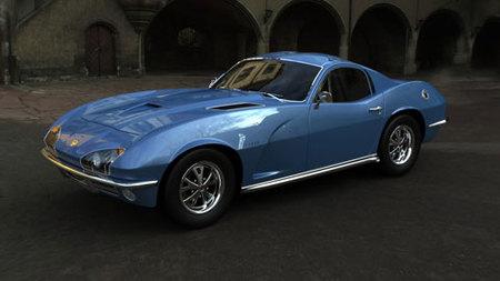 2009 Viper Concept 1967 by Rafael Reston