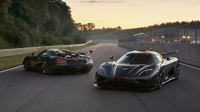 El Koenigsegg Agera se despide con Thor y Väder, dos bestias de 1.360 CV que debutarán en Goodwood