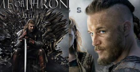 Mega, dispuesta a dar guerra: 'Juego de Tronos' y 'Vikings' llegan el martes 7