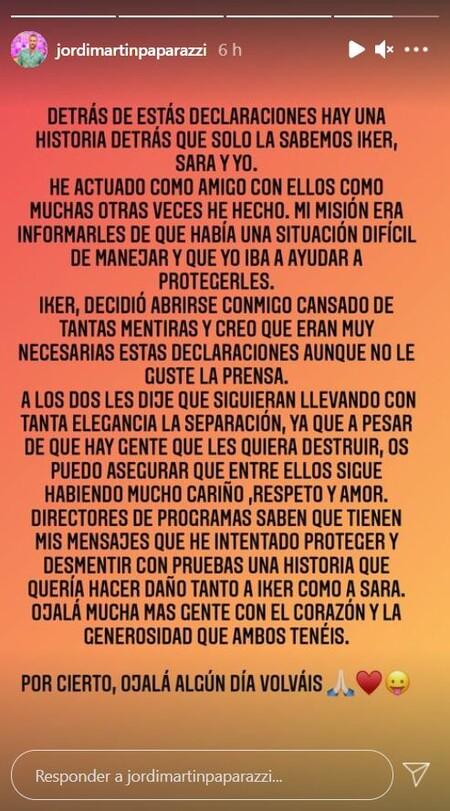 Jordi Martin Iker Casillas