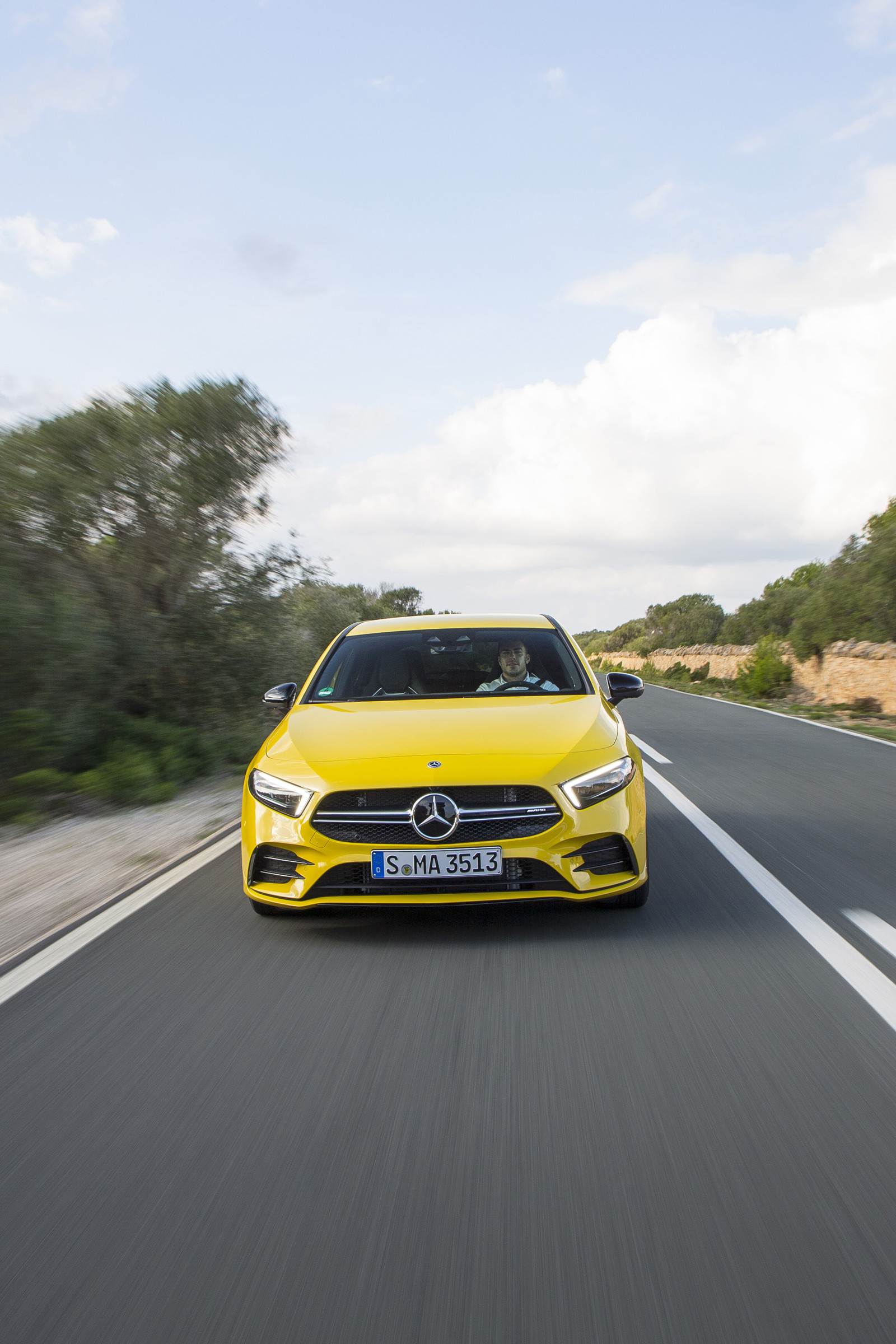 Foto de Mercedes-AMG A35 (presentación) (6/122)