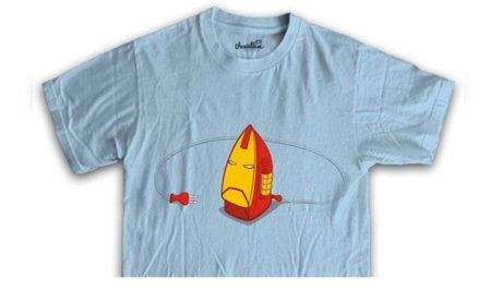 Camiseta Iron(man)2