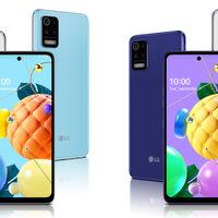 LG K52 y LG K62: la gama económica de LG se renueva con más pantalla y cámara cuádruple de 48 MP