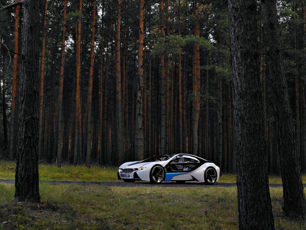 Foto de BMW Vision EfficientDynamics 2009 (69/92)