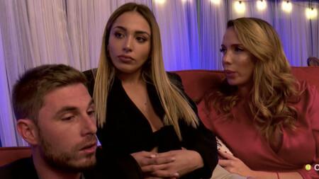Así ha sido la primera bronca entre Samira, Tom Brusse y Sandra Pica en la preconvivencia de 'La Casa Fuerte 2'