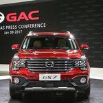 GAC, el único fabricante chino en Detroit presentó tres autos para conquistar EE. UU.