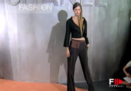Gisele Bundchen Chanel Verano 1999