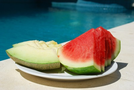 Sandia dieta disociada 10 dias
