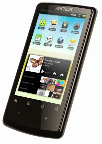 Archos 32 reproductor Android