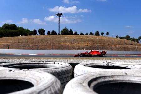 Vettel Espana F1 2020