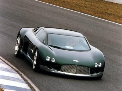 Bentley también quería tener su Veyron, recordando a: Bentley Hunaudières (1999)