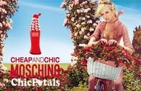 Ginta Lapina nos presenta Chic Petals, lo último de Moschino Cheap & Chic