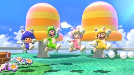 Super Mario 3D World + Bowser's Fury será la aventura más grande de Mario de este año y la mejor prueba es este tráiler de siete minutos