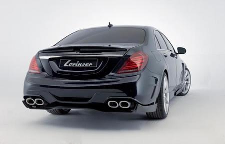 Lorinser Mercedes-Benz Clase S