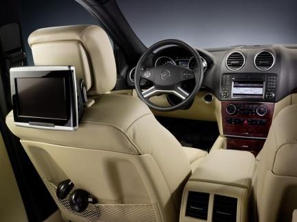 Mercedes-Benz ML 420 CDI 4Matic