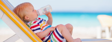 Cinco síntomas de deshidratación en el bebé que debes conocer