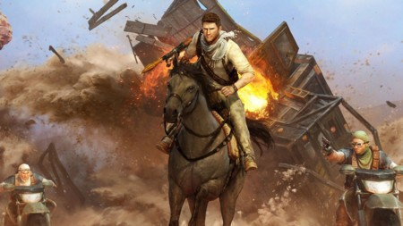 Video Games Horses Uncharted 3 Car Crash 1920x1080 36948 Uncharted 4 Uncharted 3 News On Ps4 At 60fps Jpeg 164198