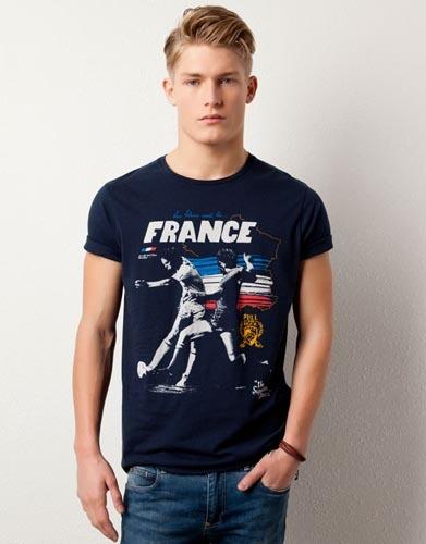 Anima a tu equipo con la colección de Pull&Bear para la Eurocopa