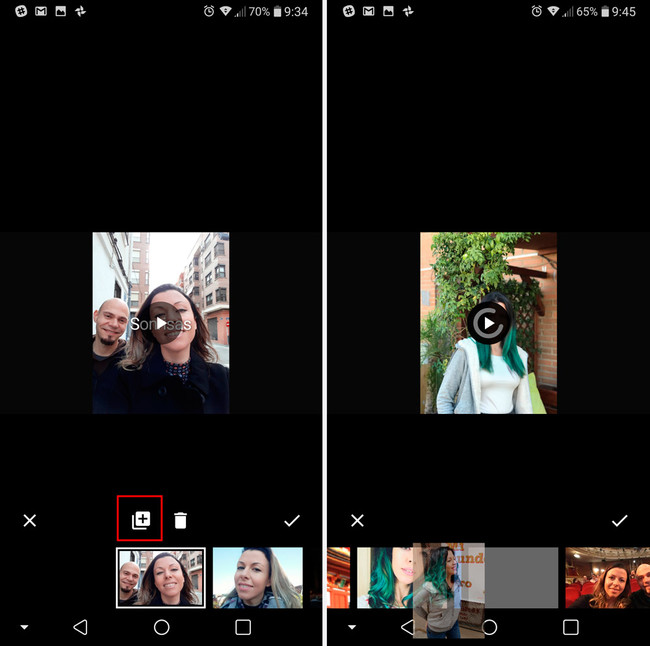 Sonrisas 2017 Google™ Fotos