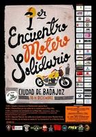 I Encuentro Motero Solidario Ciudad de Badajoz