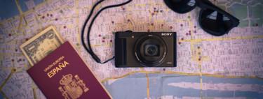 """Sony HX99, análisis: Una compacta viajera para usuarios que quieran tenerlo """"casi todo"""" y presumir de zoom"""
