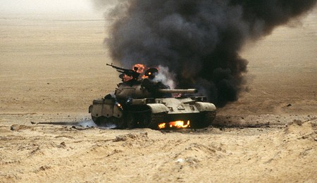 Type 69 Operation Desert Storm
