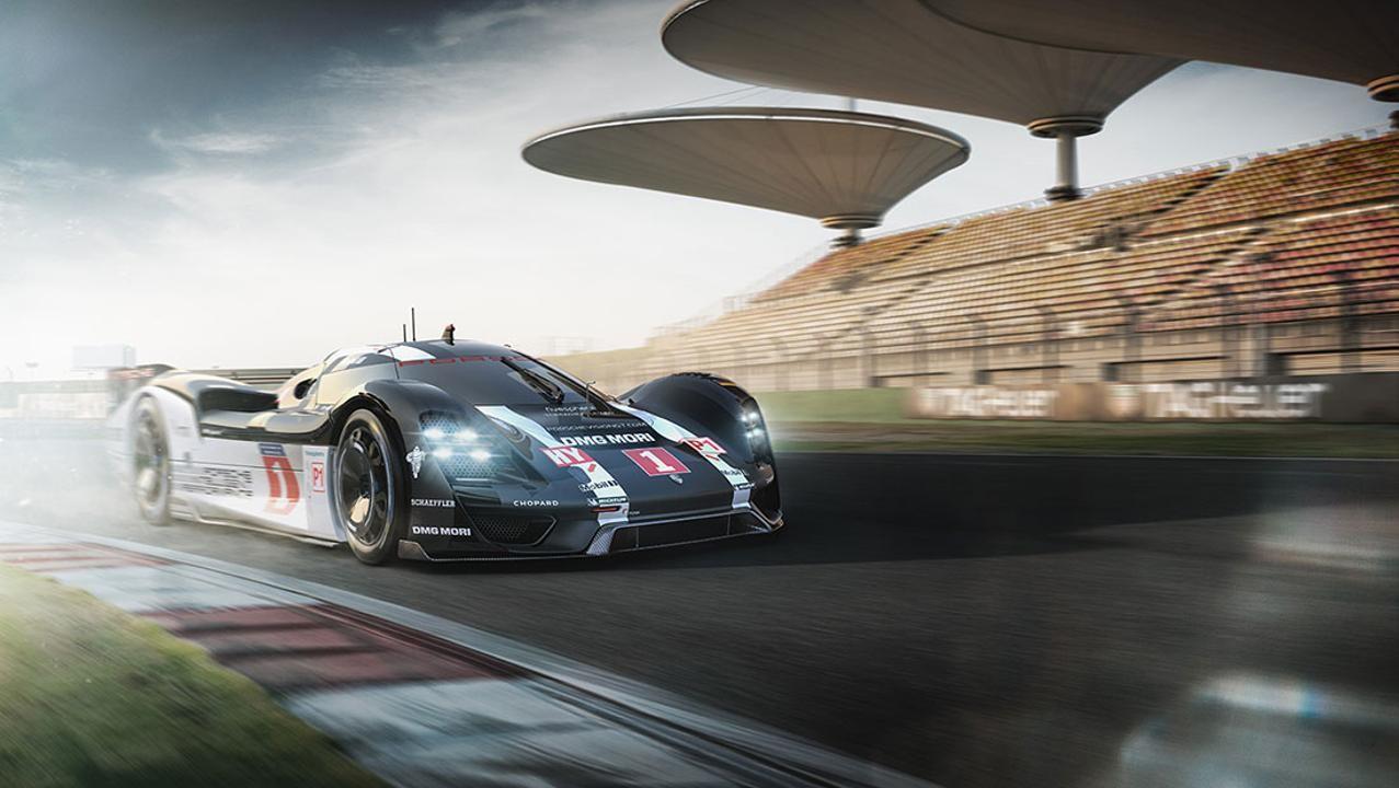 Foto de Porsche 908/04 concept (8/20)
