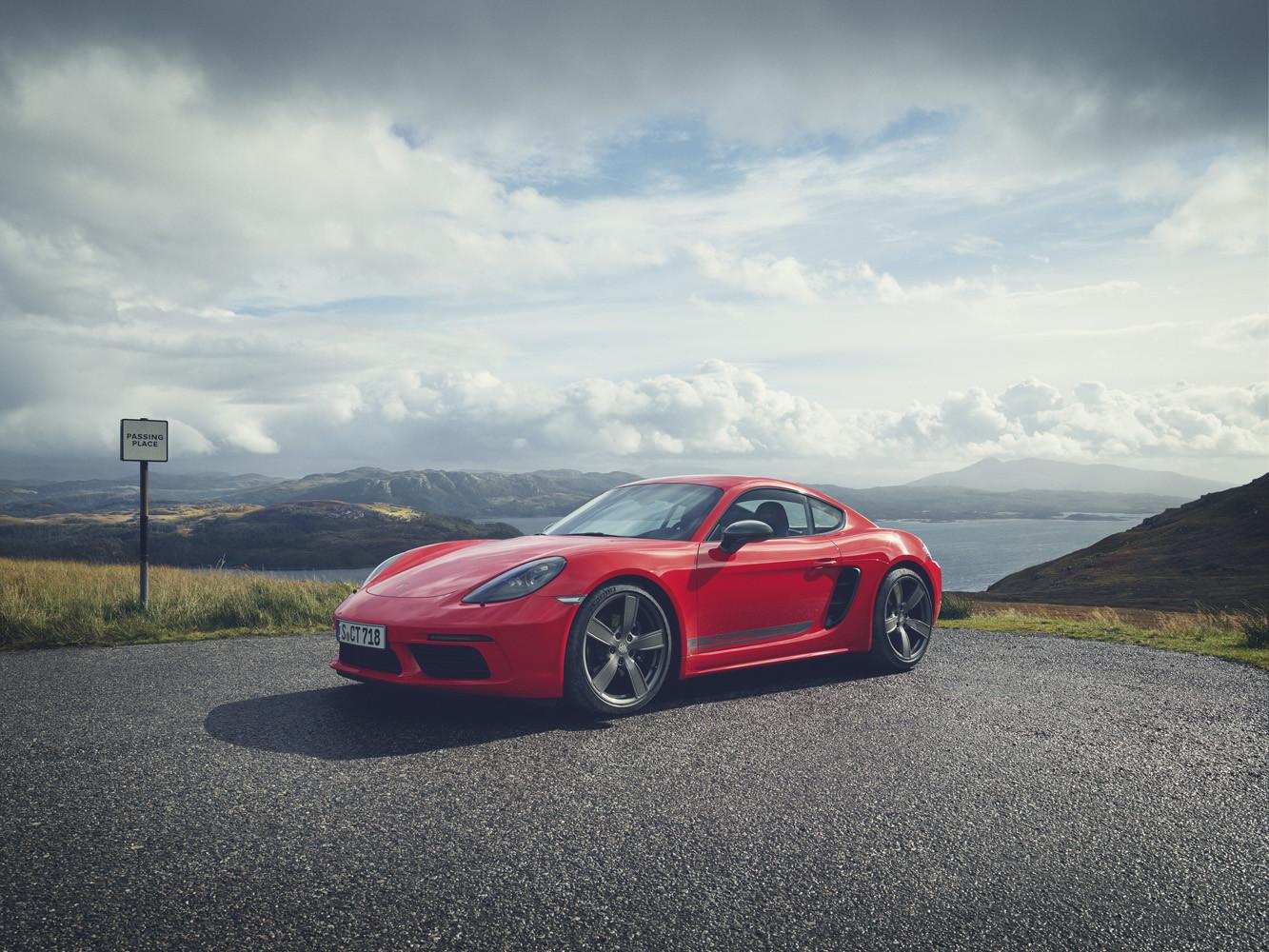 Foto de Porsche 718 Cayman T y Boxster T (11/13)